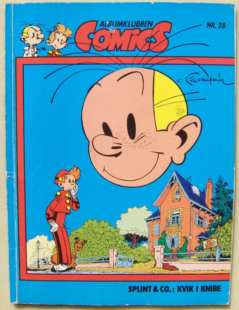 tegneserier køb salg